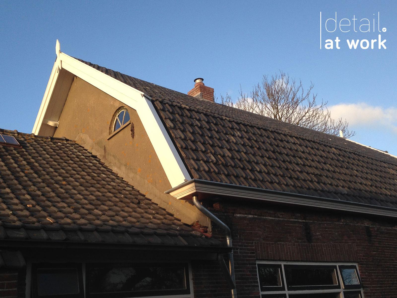 Dakwerk Tienhoven